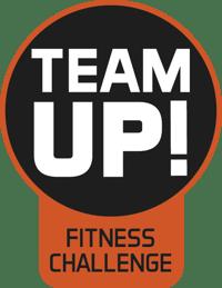 Team Up 2 Logo - Orange
