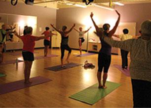 Gental Yoga Class