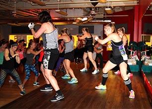 Kickbutt Boxing Class