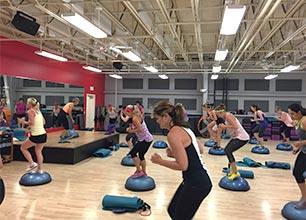 PUMP/CXpress Group Fitness Class