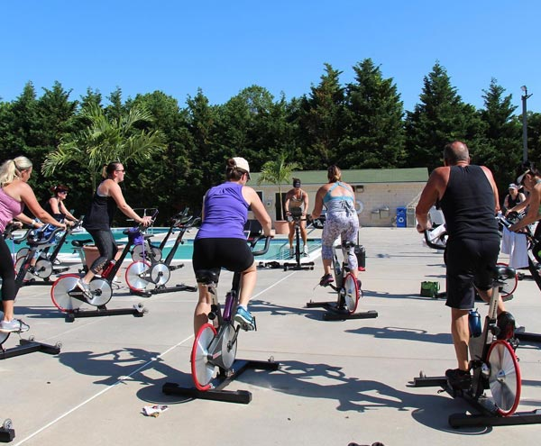 Bel Air, MD Group Cycling Class