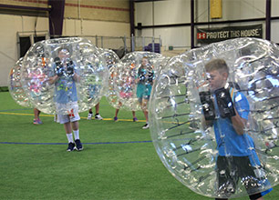 Bubble Ball Party Game