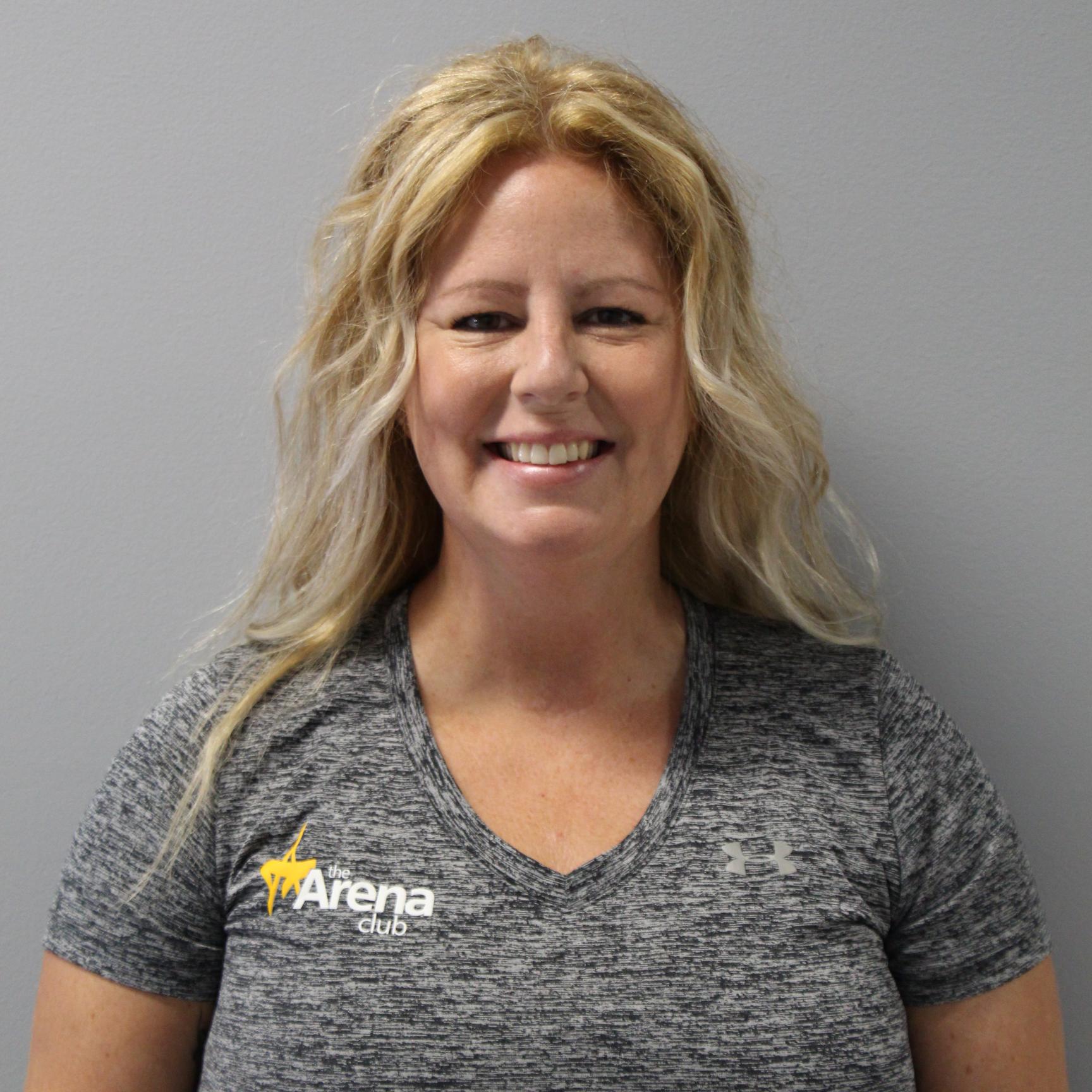 Nikki Fothergill - Certified Personal Trainer