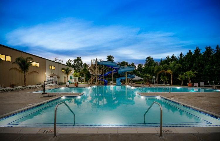 Pool Rentals