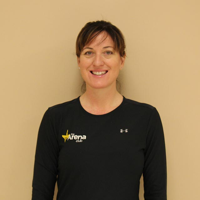 Alicia Palmere - Certified Personal Trainer & Group Fitness Manager