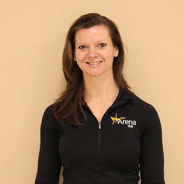 Erin Wood - Certified Personal Trainer & Group Fitness Instructor