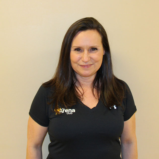 Gwen Shive - Yoga Instructor