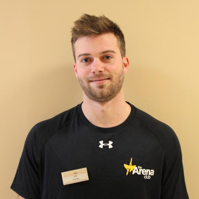 Joe Ensor - Certified Personal Trainer