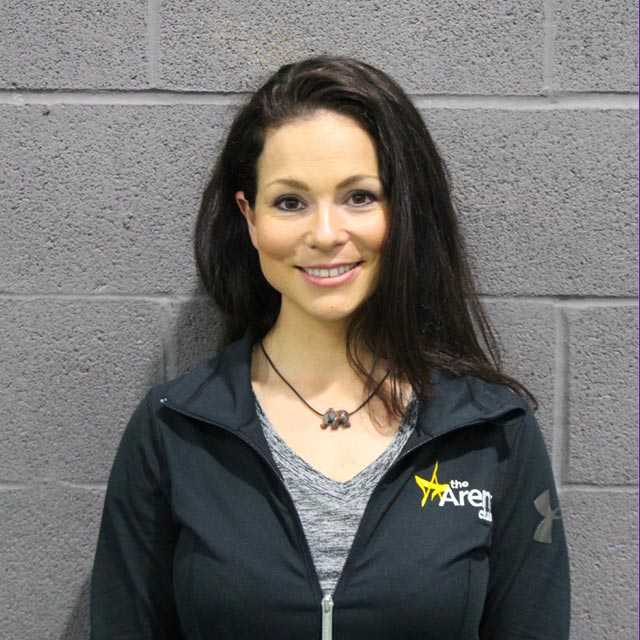 Megan Harvey - Certified Personal Trainer