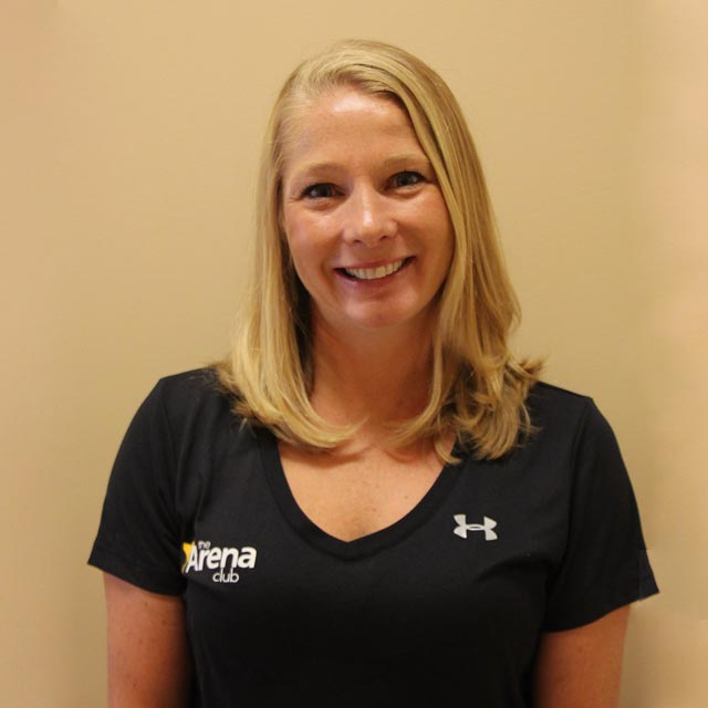 Sandy Jones - Certified Personal Trainer & Group Fitness Instructor