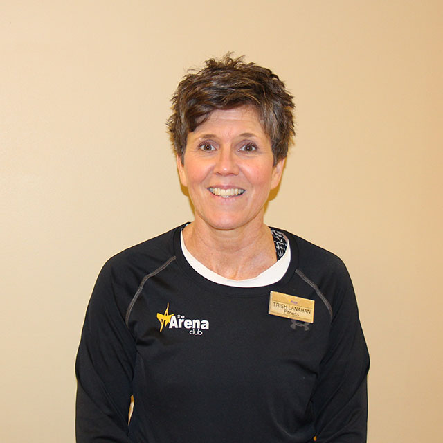 Trish Lanahan - Certified Personal Trainer & Arena Rx Coordinator